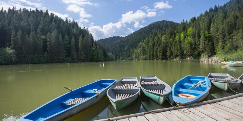 Lago Rosso Romania