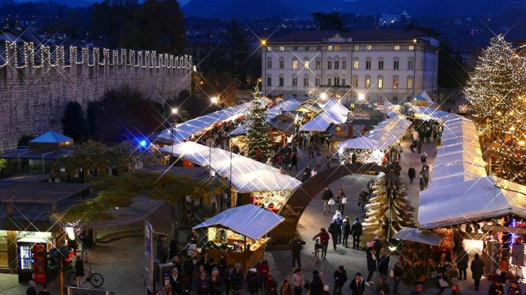 Trento: 25° Mercatino di Natale