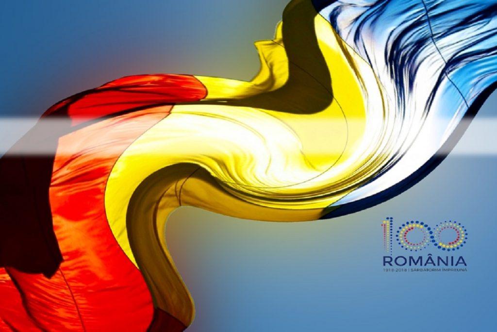 Festa Nazionale della Romania si festeggia il centenario